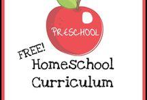homeschooling -preschool / by Michelle Villerot