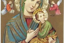 Our Lady / Art depicting Our Lady...both the well known and some beautiful unique depictions.