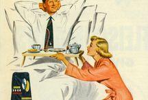 Old weird ads