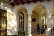 Mediterranean Revival style / Mediterranean revival style inspiration for my future Davis Islands home / by Megan Cheever