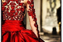 Scarlet / Everything red, rouge, scarlet, carmine, wine, claret, cardinal, vermilion or cherry...