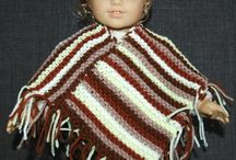 Doll Clothes knitted