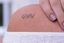 Tatuagens de simbolos