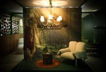 Bow & Arrow - Brussels Furniture Fair 2015