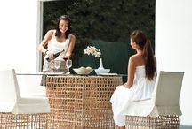 Ręcznie plecione meble. Azjatyckie inspiracje / http://www.dobrzemieszkaj.pl/pokoj_dzienny/86/recznie_plecione_meble_azjatyckie_inspiracje,101044.html
