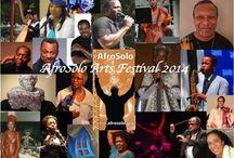 AfroSolo Arts Festival 2014