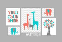 Julz baby nursery ideas