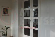 deuren woonkamer/keuken