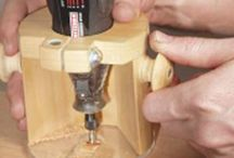 Jigs / Woodworking jigs and tool accessories