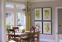 Dining Rooms / by Becca Penny