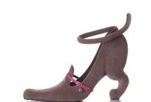 einzigartige Schuhkunstwerke
