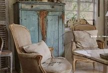 interior Grandmas house