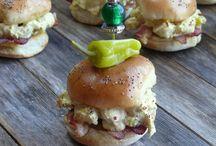 appetizers / by Ramona Dunkin-Sandoval