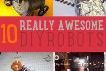 Making stuff / Making robots
