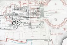 Maps of Ancient and Buildings .