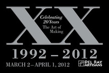 20th Anniversary Exhibit - March 2012 / The Del Ray Artisans have been in Del Ray/Alexandria VA since 1992
