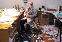 Illustratoren und ihre Ateliers