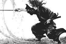 ronin // samurai