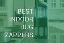 Indoor mosquito control