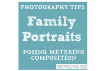 Family Portraits / by Audrey Tarter