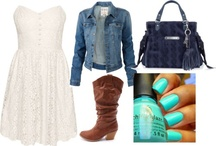 Country Girl / My country girl closet / by Dianna Larocque