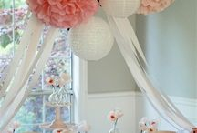 Baby shower ideas / by Erica Holloway