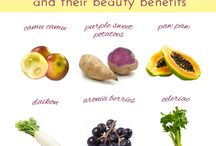 Magic food for Beauty Care / Discover the best food for healthy skin and hair