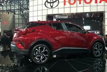 Toyota at NYIAS 2017 / Toyota took center stage at the NYIAS 2017 at the Javits Center in #NYC last week.