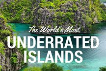 Over The Moon / Swoon For These Honeymoon Destinations!