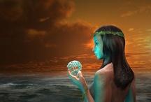 Epicentre / Mermaid novel