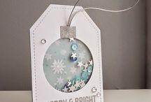 Navidad / Decoración y tarjetas