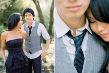 What to Wear for Portraits - Couples / Outfits compiled for inspiration! For clients of Kate's Lens Photography