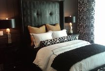 Bedroom ideas / by Michelle Foster