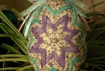 Handcrafted For Sale / by Marsye's Quilt Blocks & Appliques
