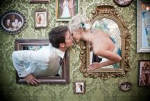 Props for Wedding Pics / A hot trend in wedding photography today... PROPS!