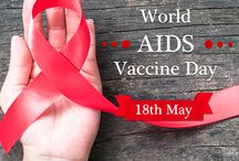 World AIDS Vaccine Day 2016 / World AIDS Vaccine Day, also known as HIV Vaccine Awareness Day, is observed annually on May 18. HIV vaccine advocates mark the day by promoting the continued urgent need for a vaccine to prevent HIV infection and AIDS.