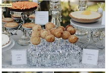 Dessert Tables / by Virginia Edelson