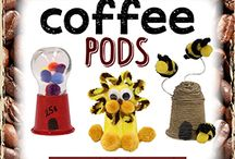 MATERIALS: Coffee Pods / by Craft Project Ideas