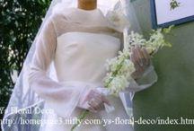 ブーケ アーム bouquet arm / ys floral deco