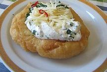 ungarische Pfannkuchen