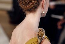 hair style ideas  / by monica bachue