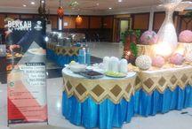 Berkah Catering - Wedding Catering at Convention Hall Surabaya