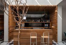Bar cafeteria diseño