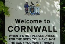 Signs of Cornwall / Some of the signs seen around Cornwall and some others that have been created just for the web.