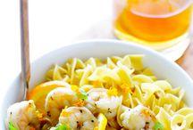 Dinner: Shrimp / by Katie Hulet