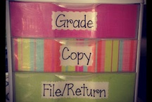 Classroom Organization / by Cortney Youngers
