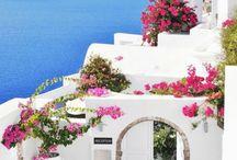 Σαντορίνη και ελληνικά νησιά