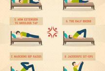 Lazy Me / Lazy workout days