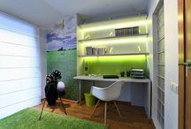 Domowy gabinet / home office