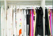Wardrobe...organization...